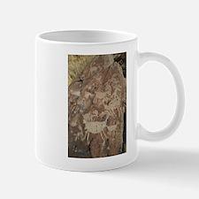 Cute Ute indians Mug