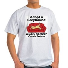 Funny Fawn greyhound T-Shirt