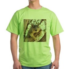 Unique Squirrel T-Shirt