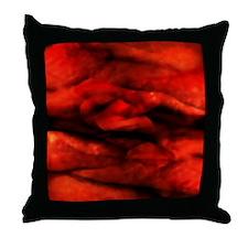 Subliminally Erotic Throw Pillow