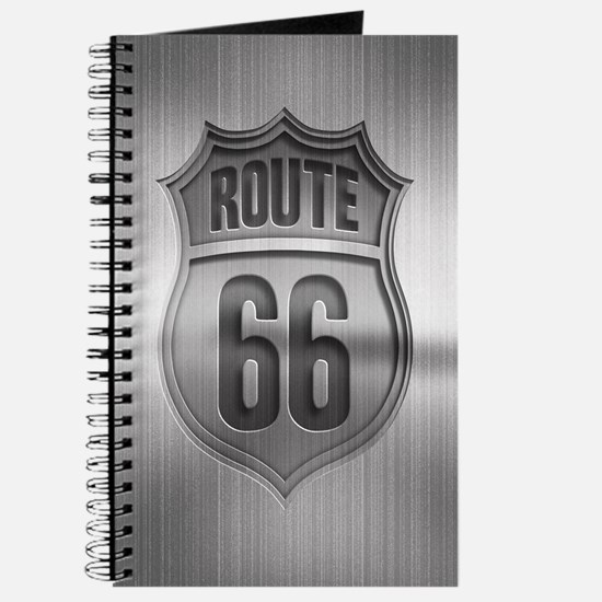 Route 66 Metal Journal