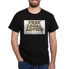 Unique Lawyer T-Shirt