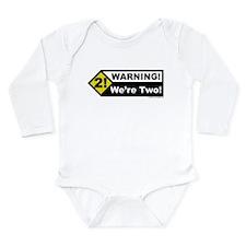 Cute Birthday toddler Long Sleeve Infant Bodysuit