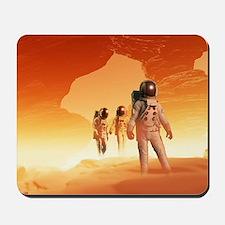 Mars Explorers Mousepad