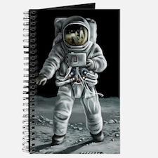 Moonwalker Astronaut Journal