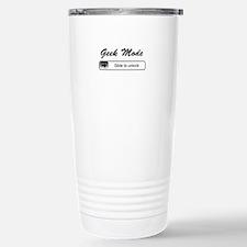 Geek Mode - Slide to un Travel Mug