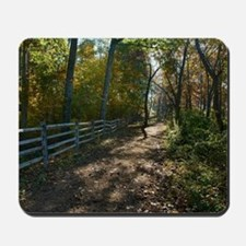 Gettysburg National Park - Horse Path Mousepad
