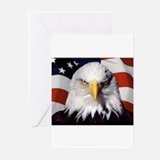 Unique U.s.a Greeting Cards (Pk of 20)