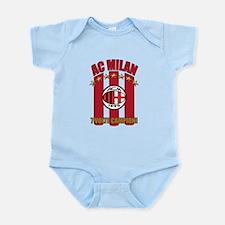 Cool Italian soccer Infant Bodysuit