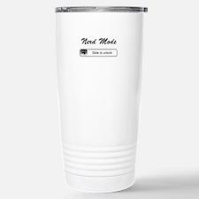 Nerd Mode - Slide to un Travel Mug