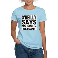 NO MORE SLEAZE T-Shirt