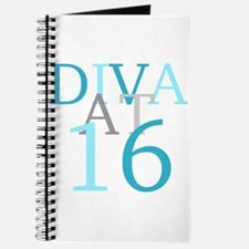 Diva At 16 Journal