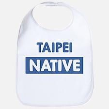TAIPEI native Bib