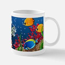 Tropical Underwater World Mug