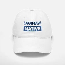 SAGINAW native Baseball Baseball Cap