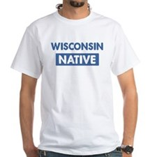 WISCONSIN native Shirt