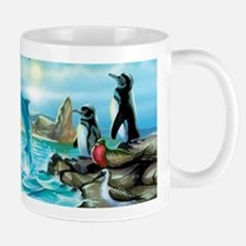 Galapagos Animals Mug