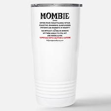 MOMBIE - CAFFEINE Travel Mug