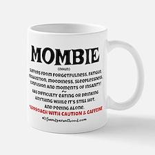MOMBIE - CAFFEINE Mug