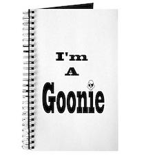 The Goonies Journal