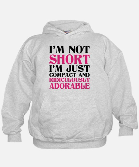 Cute Short or girl Hoodie