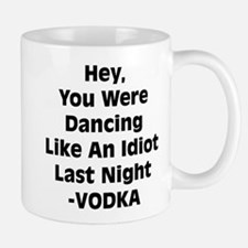 Vodka humor Mugs