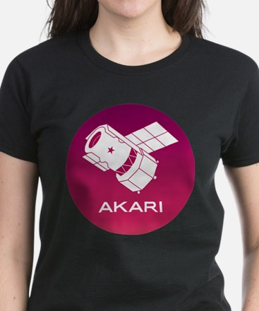 Akari Program Logo Women's Dark T-Shirt