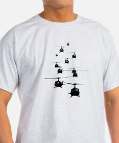 Unique Helicopter T-Shirt