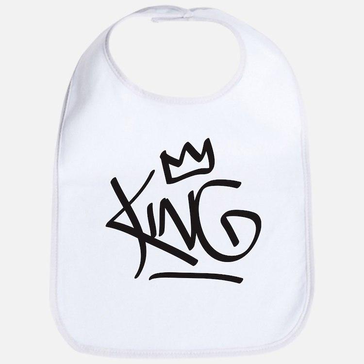 King Tag Bib