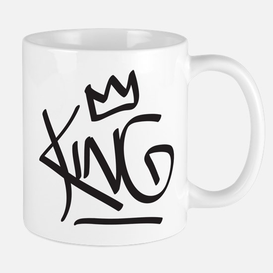 King Tag Mugs