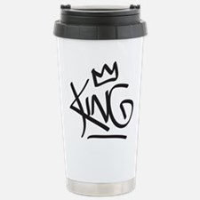 King Tag Stainless Steel Travel Mug