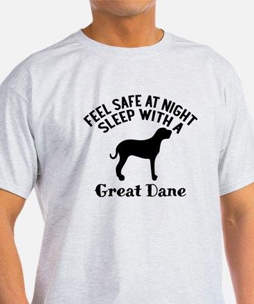 Feel Safe At Night Sleep With Great T-Shirt