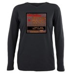 Holsum 2 Plus Size Long Sleeve Tee