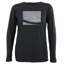 Canal and Carrollton Plus Size Long Sleeve Tee