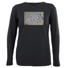 StateAndCamp Plus Size Long Sleeve Tee
