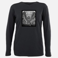Immaculate Conception Plus Size Long Sleeve Tee