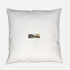 Fontainbleau Hotel Everyday Pillow