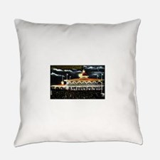 Tranchina's West End c. 1900 Everyday Pillow