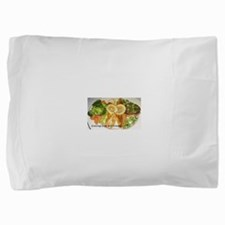 Trout Greeting Pillow Sham