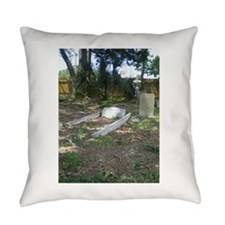 Holt Cemetery -- Fisher & Cor Everyday Pillow
