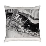 French Market, 1900 Everyday Pillow