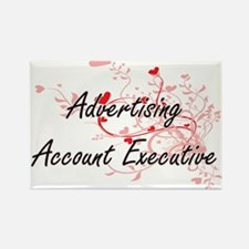 Advertising Account Executive Artistic Job Magnets