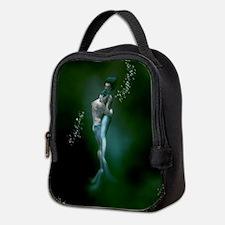 Mermaid Couple Neoprene Lunch Bag