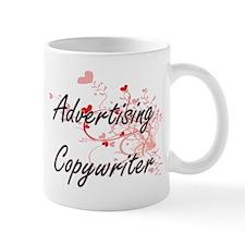 Advertising Copywriter Artistic Job Design wi Mugs