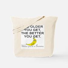 Funny Banana Tote Bag