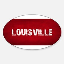 LOUISVILLE Decal