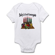 Baby's First Kwanzaa Infant Bodysuit