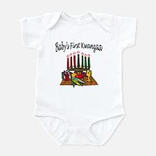 Baby's First Kwanzaa Infant Bodysuit