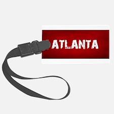 ATLANTA Luggage Tag