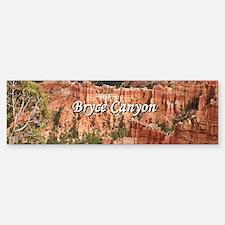 Bryce Canyon, Utah 20 (caption) Bumper Bumper Bumper Sticker